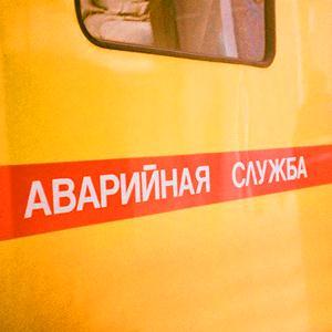 Аварийные службы Пушкина
