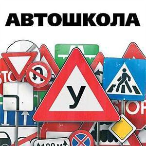 Автошколы Пушкина