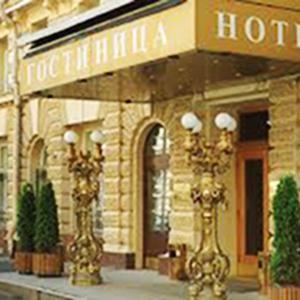 Гостиницы Пушкина