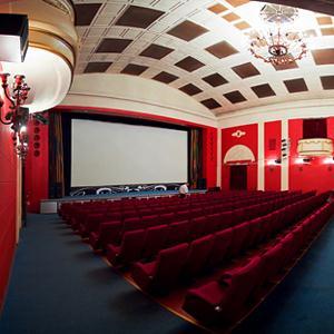 Кинотеатры Пушкина