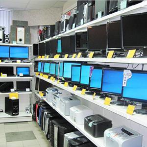 Компьютерные магазины Пушкина
