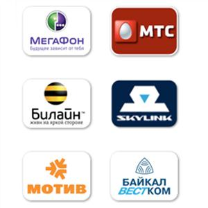 Операторы сотовой связи Пушкина