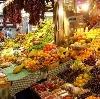 Рынки в Пушкине