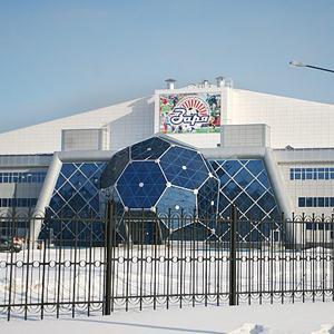 Спортивные комплексы Пушкина