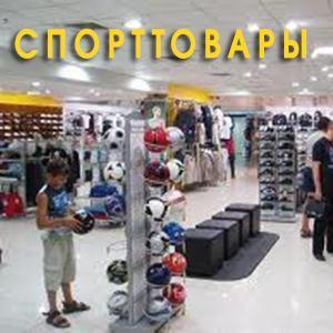 Спортивные магазины Пушкина